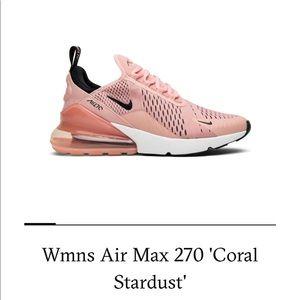 Nike Air Max 270 Coral Stardust